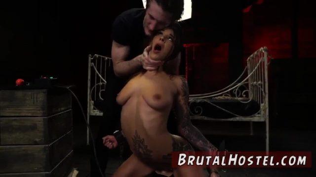 Sexy babe mesh video